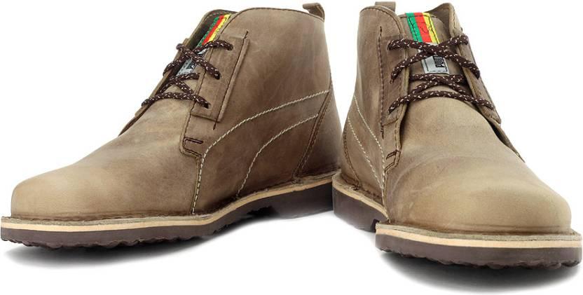e196fdd34142 Puma Terrae Mid Africa Boots For Men - Buy Fossil