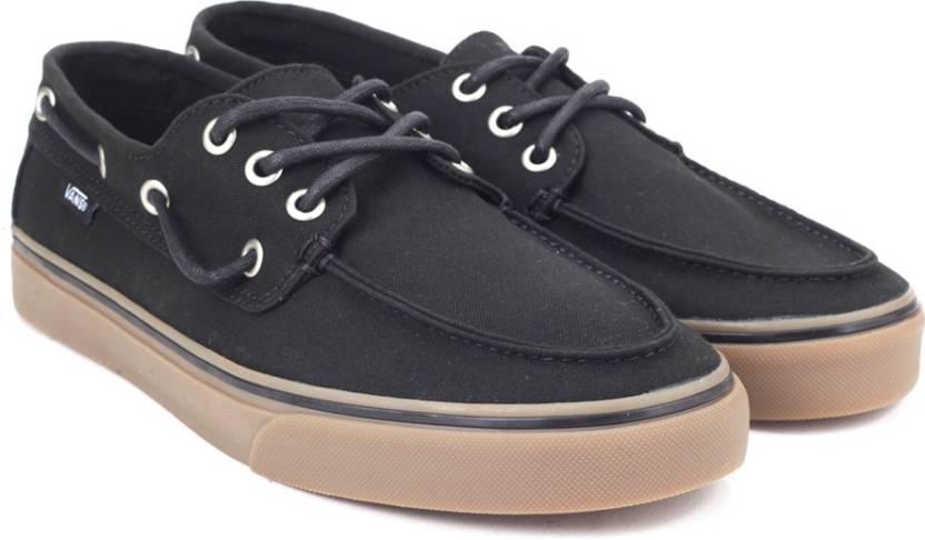 0c22aac8cffe70 Vans Chauffeur SF Sneakers For Men - Buy Black Color Vans Chauffeur ...
