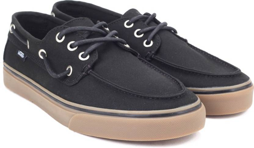 Vans Chauffeur SF Sneakers For Men - Buy Black Color Vans Chauffeur ... 217b9ba6d
