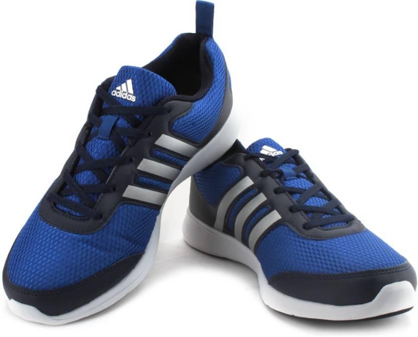 ADIDAS YKING M Men Running Shoes For Men - Buy CONAVY EQTBLU SILVMT ... fb1d773c0