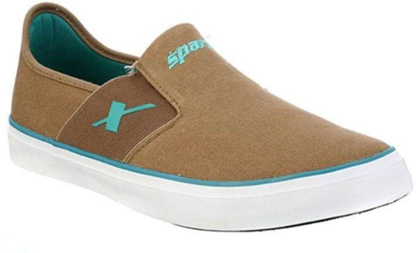 Sparx Loafers - Buy Brown Color Sparx Loafers Online At Best Price - Shop Online For Footwears ...