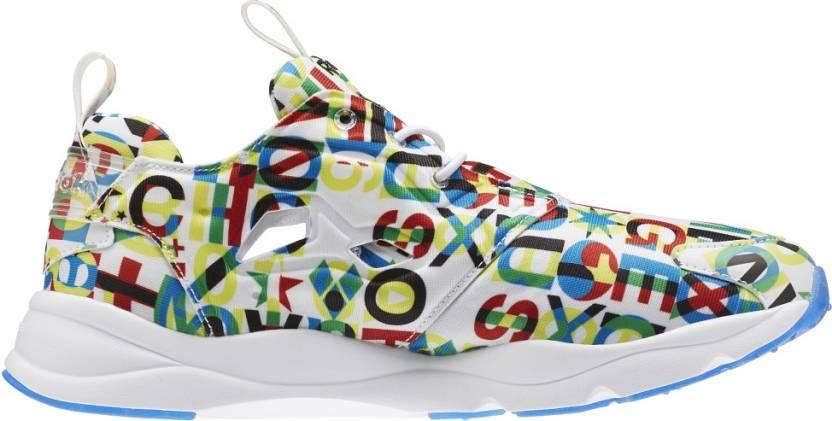 huge selection of 777c1 fb94e REEBOK FURYLITE BF Sneakers For Men (Multicolor)