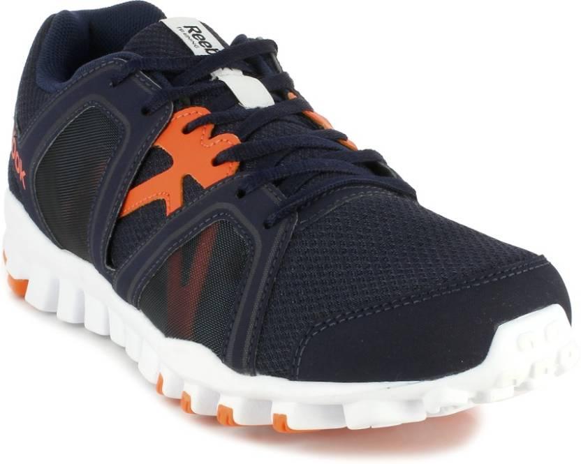 ae1d8fea3e7a REEBOK Realflex Train Rs 2.0 Training Shoes For Men - Buy Indigo ...