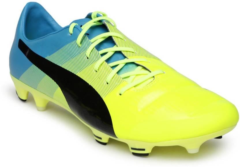 Puma Football Shoes For Men - Buy Yellow Color Puma Football Shoes ... 9f8fc65d6