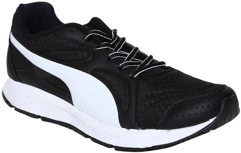 Puma Axis Evo Mesh DP Casuals For Men - Buy black-white-quarry Color ... 66dbc5a61a6d
