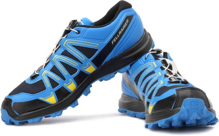 sports shoes a9f4e 7e2f1 Salomon Fellraiser Terrain Running Shoes For Men (Multicolor)