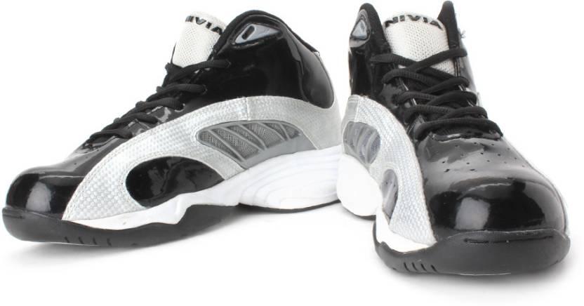 9021317f29ab Nivia Phantom Basketball Shoes For Men - Buy Black