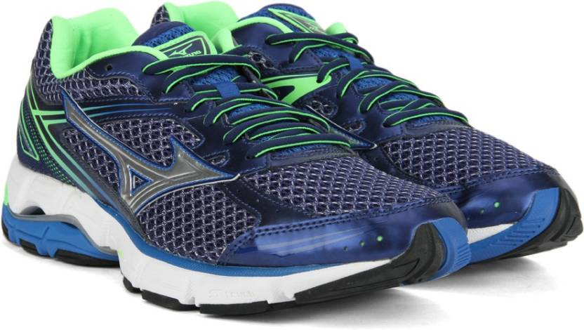 39f5c21816e0 Mizuno WAVE CONNECT 3 Running Shoes For Men - Buy SKYDIVER/SILVER ...