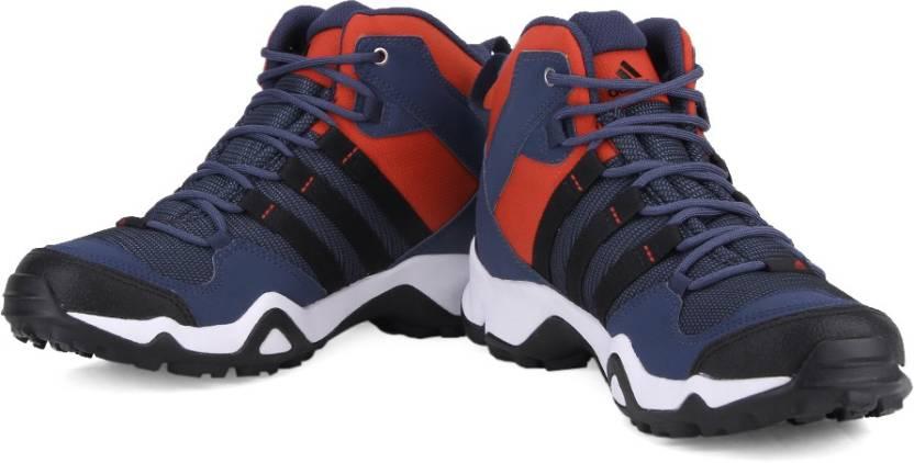 4d2473fdcd1259 ADIDAS AX2 MID Men Outdoor Shoes For Men - Buy min blu cblk silmet ...