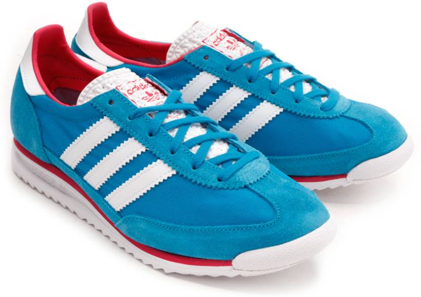 ADIDAS Sl 72 W Sneakers For Women Buy Turquoise, White