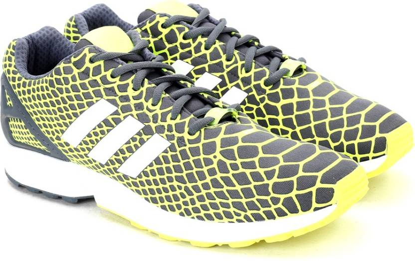online store 0eae0 d0e5e ADIDAS ORIGINALS ZX FLUX TECHFIT Men Sneakers For Men