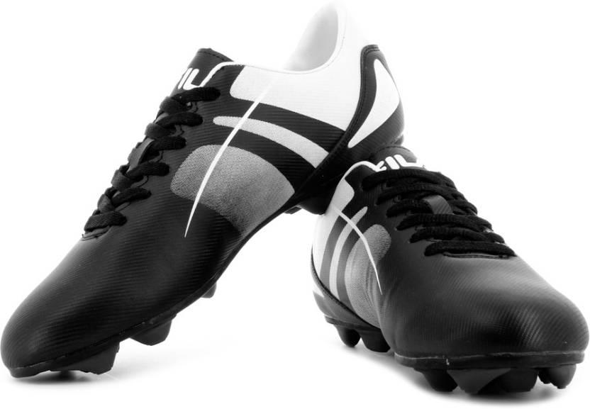 Fila Fila Soccer Football Shoes For Men - Buy Black d24b9bca49b