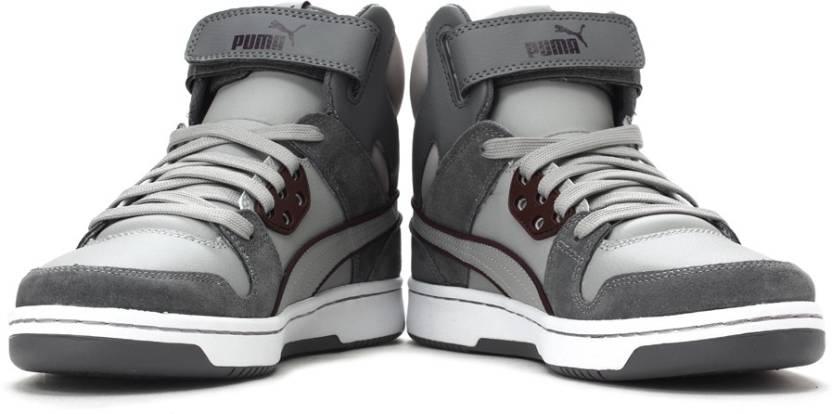Puma Rebound Street SD Sneakers For Men - Buy Drizzle-Steel Gray ... d4b85c309