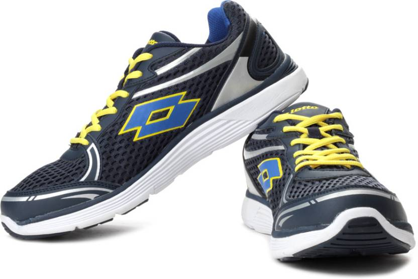 5c5d606df4e Lotto New Orleans Running Shoes For Men - Buy Blue