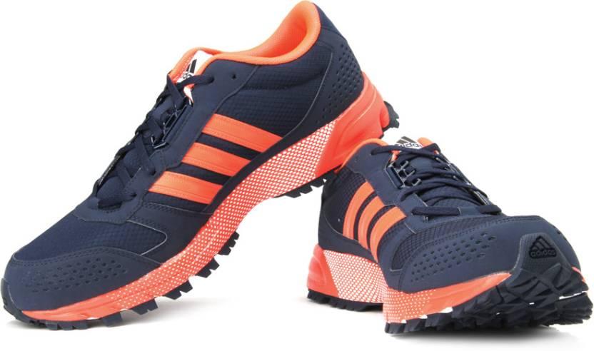 Adidas Marathon 10 Tr M Trail Running Shoes - Buy Navy