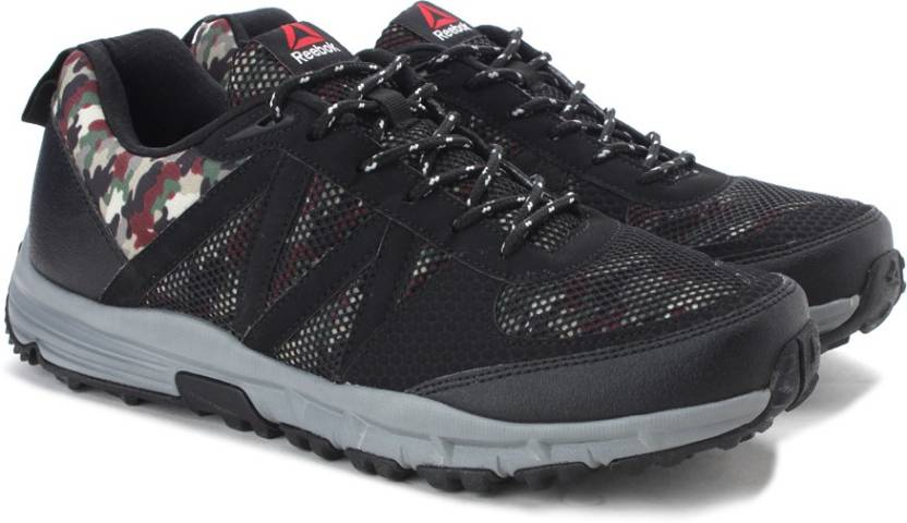 REEBOK CAMO TREK Men Hiking   Trekking Shoes For Men - Buy BLACK ... 56990a649