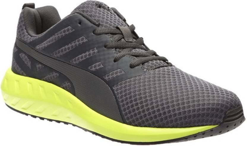 Puma Flare Mesh Running Shoes For Men - Buy Asphalt-Safety Yellow ... afb455d98