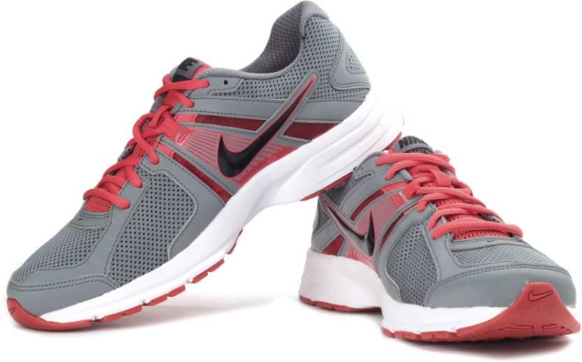 9a9bea7585516 Nike Dart 10 Msl Running Shoes For Men - Buy Grey Color Nike Dart 10 ...