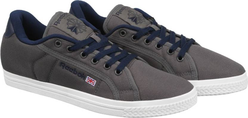 7e57e26c5d5e REEBOK COURT LP Sneakers For Men - Buy ASH GREY COLL NAVY   Color ...