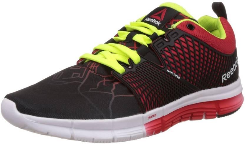 REEBOK ZQUICK DASH CITY Running Shoes For Men - Buy Multicolor Color ... 289c49721