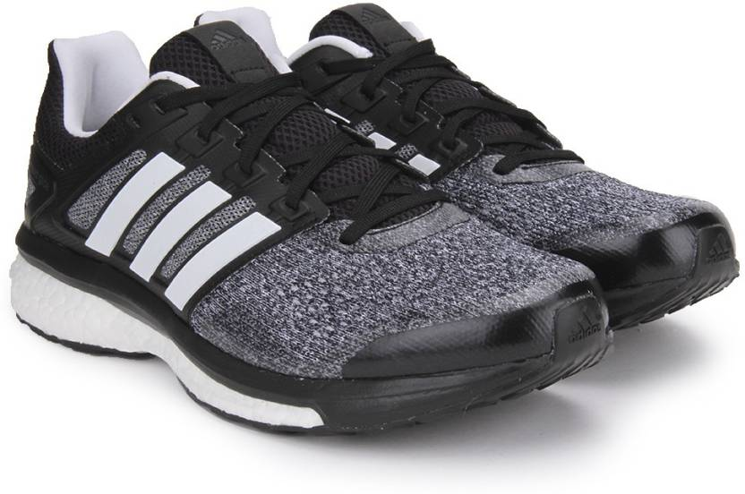 e6a17414661 ADIDAS SUPERNOVA GLIDE 8 M Running Shoes For Men - Buy CBLACK FTWWHT ...