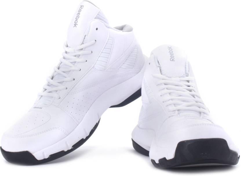 3b9074b24dc REEBOK Fury Lp Basketball Shoes For Men - Buy White
