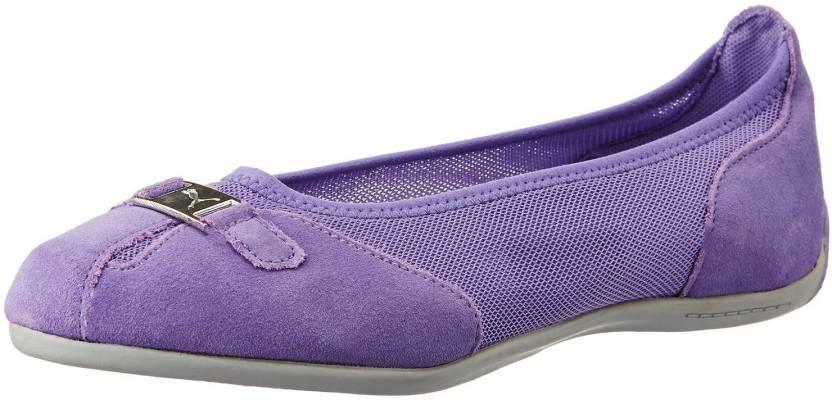 Puma Saba Ballet DP Bellies For Women(Purple)
