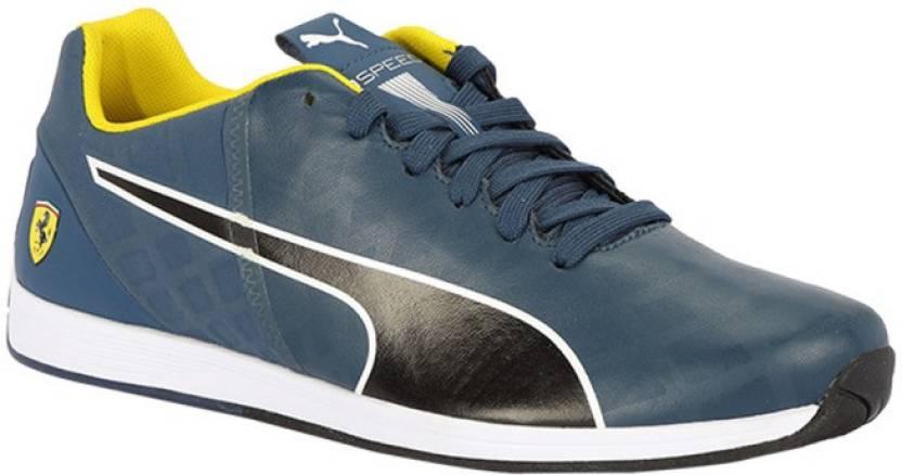 75f35cf5c8a Puma Ferrari evoSPEED 1.4 SF NM Motorsport Shoes For Men - Buy Blue ...