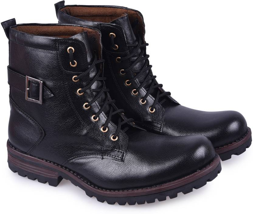 e65057b20a2 Andrew Scott Black Boots For Men