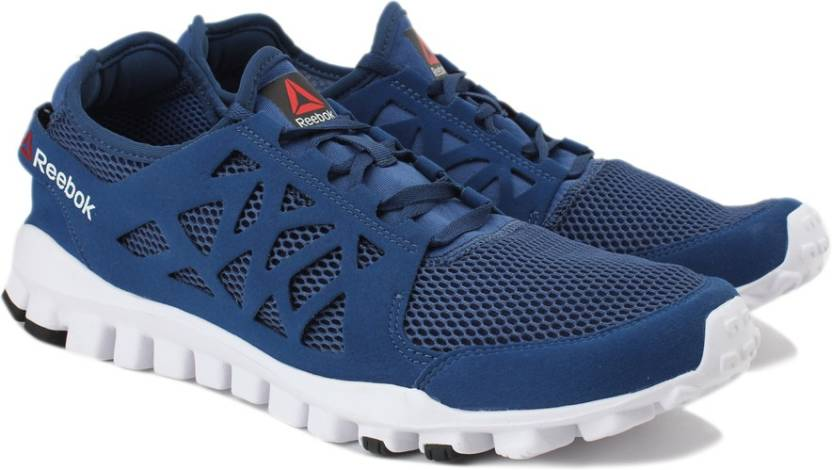 b74d7ab0e22 REEBOK TRAVEL TR 1.0 Training Shoes For Men - Buy BATIK BLUE WHITE ...