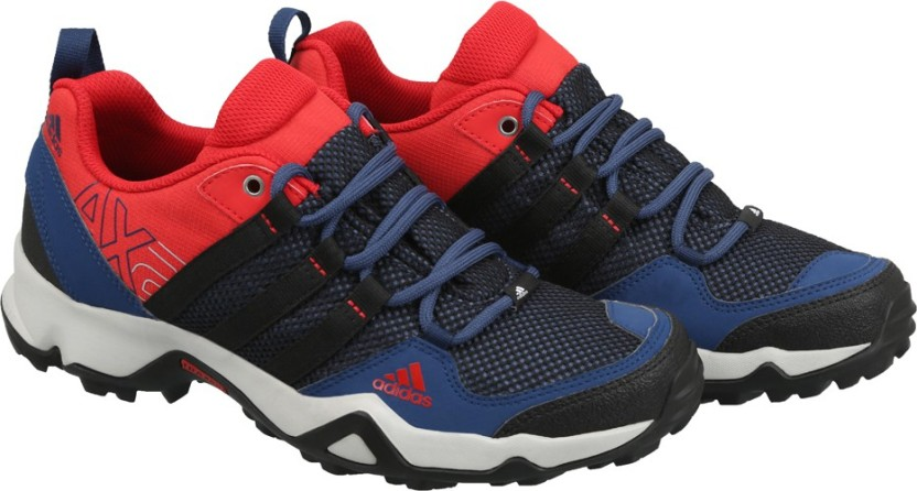adidas ax2 red outdoor shoes