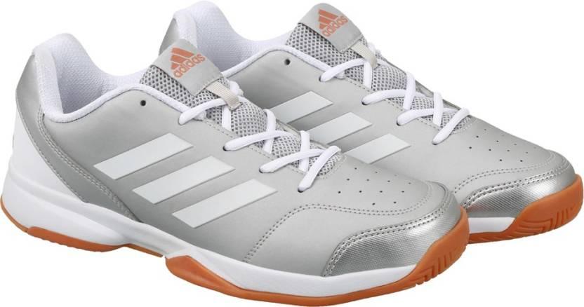 adidas intraprendenza indoor indoor scarpe per gli uomini comprano silvmt / ftwwht