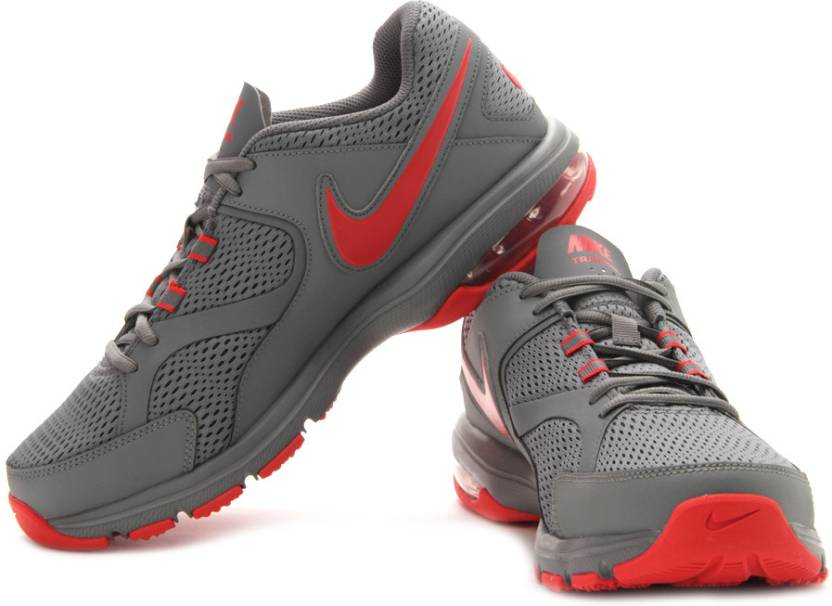 9d5e61b1963 Nike Air Max Compete Tr Running Shoes For Women - Buy Grey Color ...