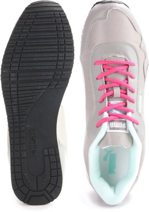 Puma Street Rider Wns DP Walking Shoes For Women(Grey)