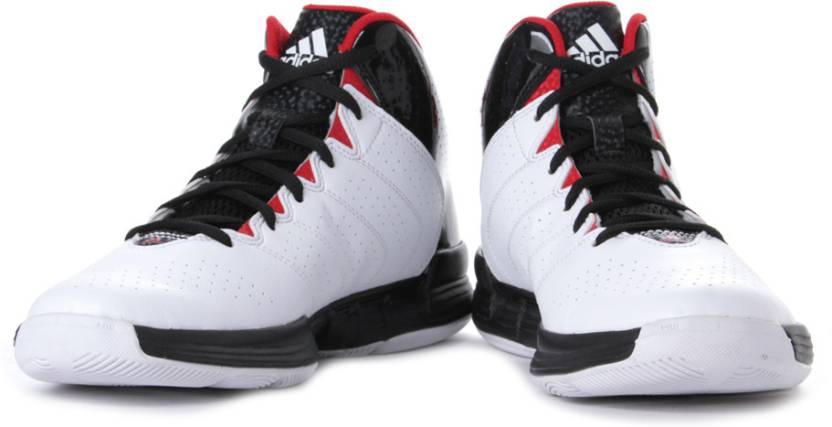 a63d5f3ccd ADIDAS Cross 'Em 3 Basketball Shoes For Men - Buy Ftwwht, Scarle ...
