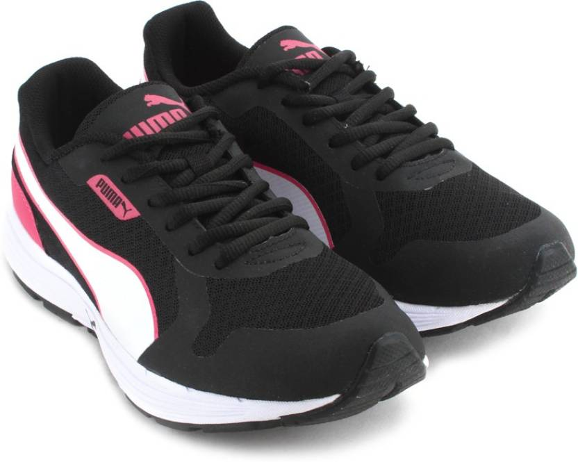 Puma Future Runner II Wn s DP Running Shoes For Women - Buy black ... 65eabebb2e89