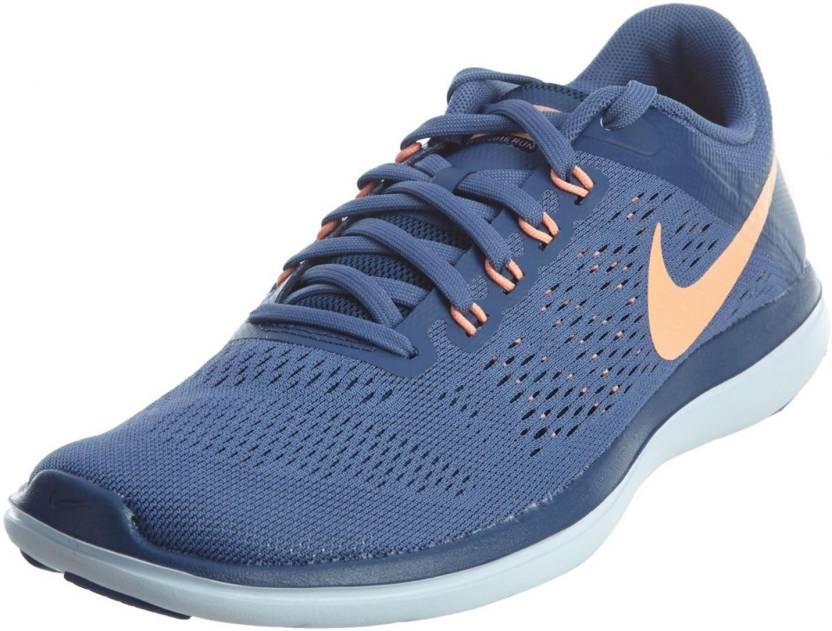 e1cc97e2e13 Nike WMNS FLEX 2016 RN Casuals For Women - Buy Blue Color Nike WMNS ...