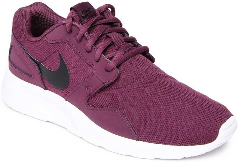 c81955ae7f0a Nike Kaishi Sneakers For Men - Buy VILLAIN RED BLACK-WHITE Color ...