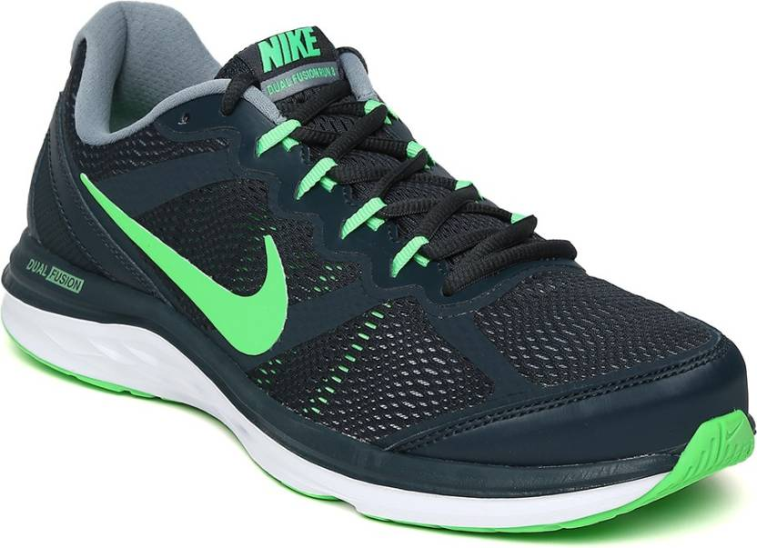 Nike Dual Fusion Run 3 Msl Running Shoes For Men