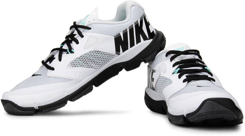 8a6e899d5a97 Nike Flex Supreme Tr3 Running Shoes For Men - Buy White