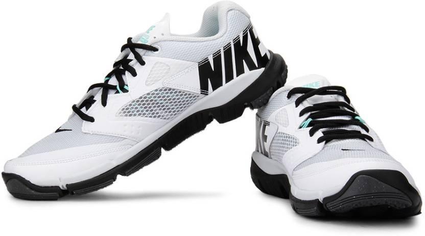 0ea766dc3bac Nike Flex Supreme Tr3 Running Shoes For Men - Buy White