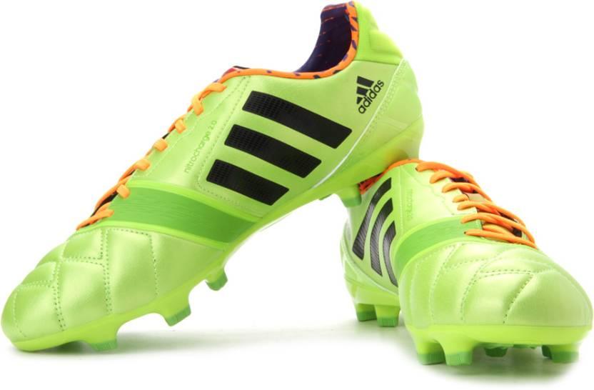 a3a21cca6 ADIDAS Nitrocharge 2.0 Trx Fg Football Studs For Men - Buy Neon ...