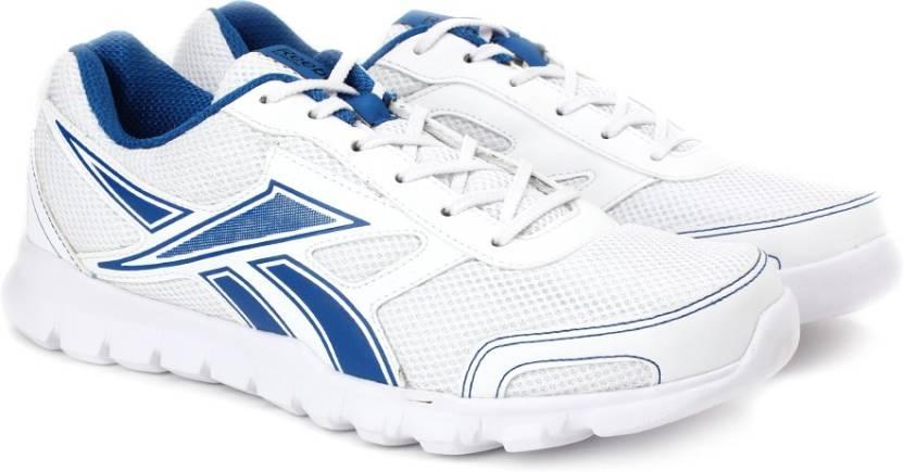 0b901f753966 REEBOK TRANSIT RUNNER 2.0 Running Shoes For Men - Buy WHITE BLUE ...