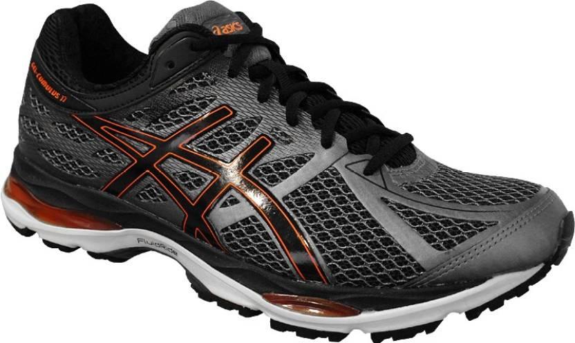 Asics Gel-Cumulus 17 Men Running Shoes For Men - Buy Smoked Pearl ... 3619cd3874770