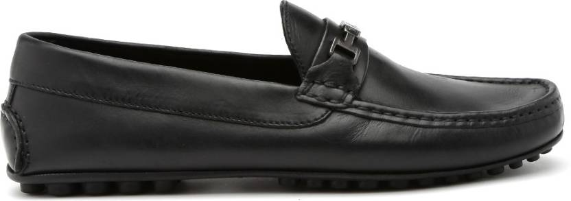 9d98f8311900c Tommy Hilfiger Loafers For Men - Buy Black Color Tommy Hilfiger ...