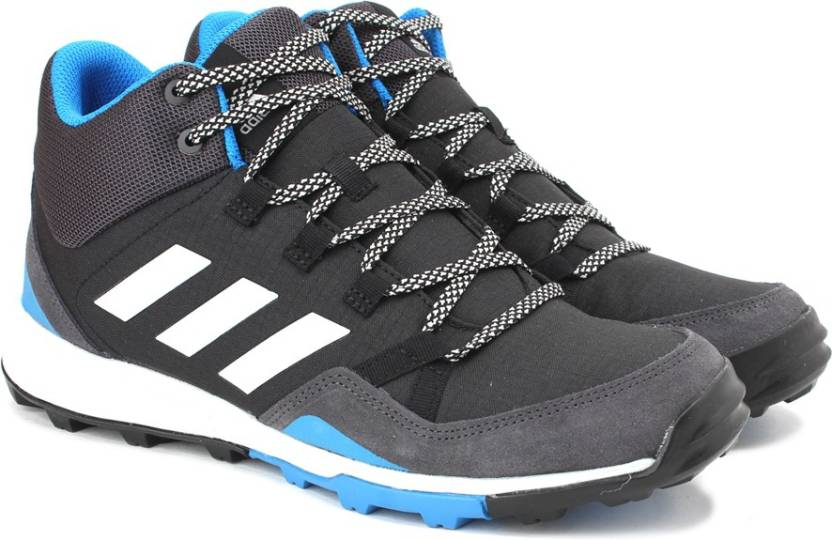 1e0b7fac22f3d6 ADIDAS TIVID MID Mid Ankle Outdoor Shoes For Men - Buy CBLACK CLEGRE ...
