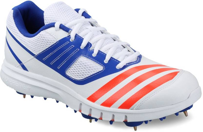 0227d74a57f ADIDAS HOWZATT SPIKE Cricket Shoes For Men - Buy ftwr white