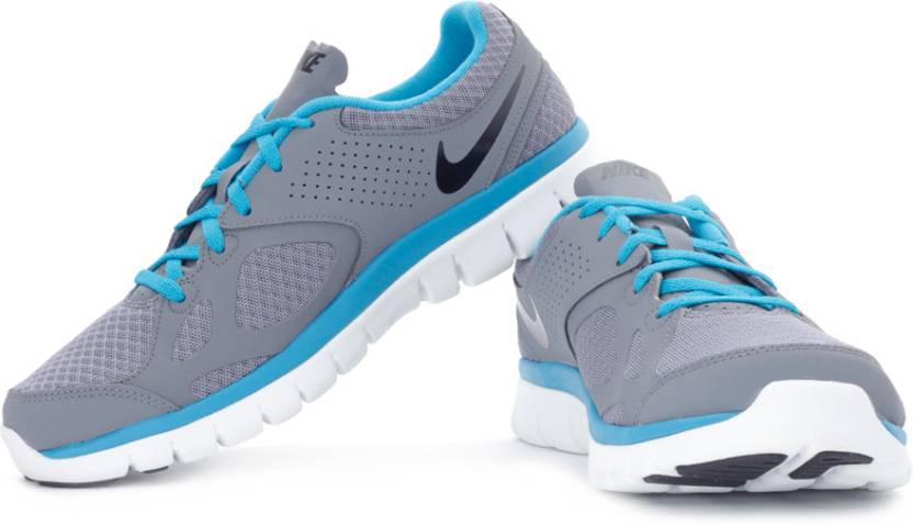0f2cf9140596 Nike Flex 2012 Rn Running Shoes For Men - Buy Grey