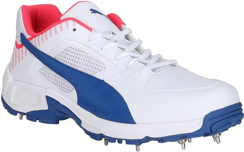 0be8721b048424 Puma Team Full Spike Cricket Shoes For Men - Buy Puma Team Full ...