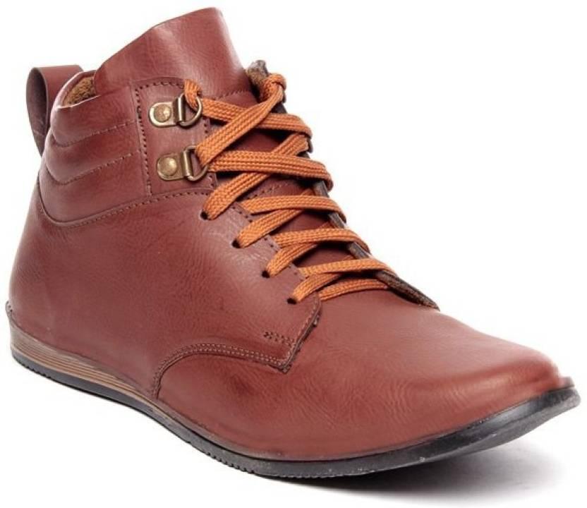 Shoe Island Premium Quality Boots